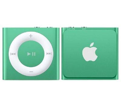 APPLE - MP3-APPLE-iPod shuffle 2 Go vert (5me gnration) - NEW