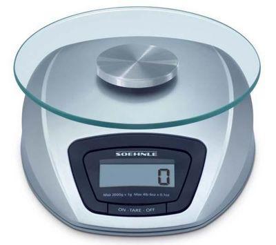 Soehnle - Balance de cuisine électronique-Soehnle-Balance de cuisine Siena 65840