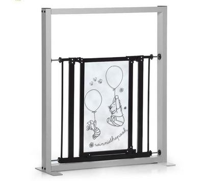 HAUCK - Barrière de sécurité enfant-HAUCK-Barrire de scurit Designer Gate Winnie l'Ourson