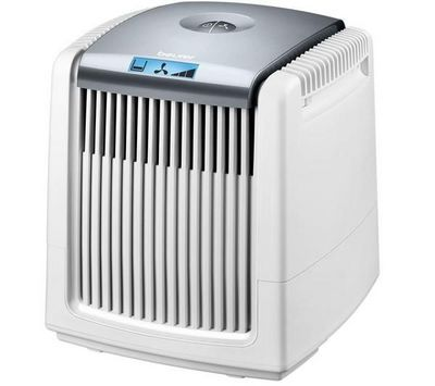 Beurer - Régulateur de qualité d'air-Beurer-Purificateur d'air LW110 - blanc