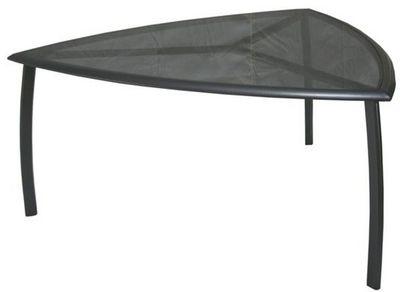 PROLOISIRS - Table de jardin-PROLOISIRS-Table de jardin triangle Malaga