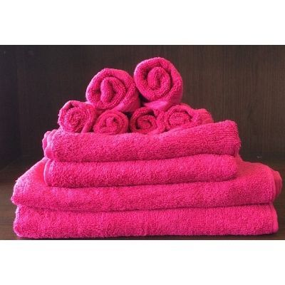 TODAY - Serviette de toilette-TODAY-Set serviettes de bain jus de myrtille