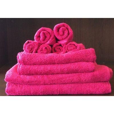 TODAY - Serviette de toilette-TODAY-Set serviettes de bain jus de myrtille