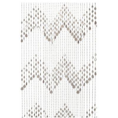 Present Time - Rideau de porte-Present Time-Rideau de porte plastique gris