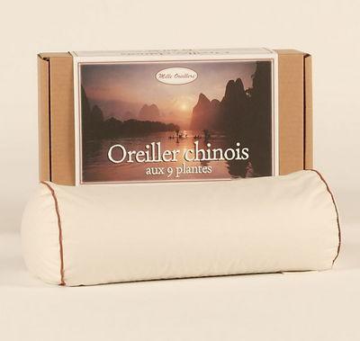 MILLE OREILLERS - Oreiller chinois-MILLE OREILLERS