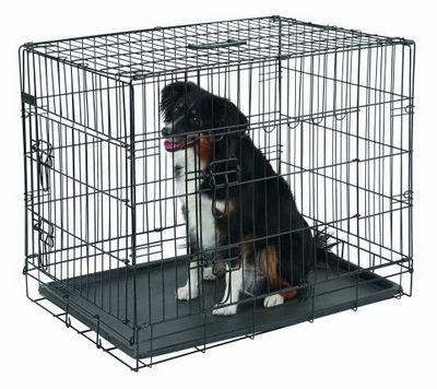 KERBL - Cage de transport pour animaux-KERBL