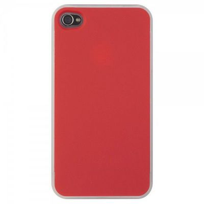 La Chaise Longue - Coque de t�l�phone portable-La Chaise Longue-Etui Iphone 4 Color� duo bleu/rouge