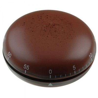 La Chaise Longue - Minuteur-La Chaise Longue-Minuteur macaron chocolat