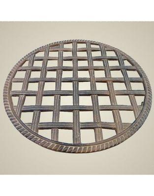 L'HERITIER DU TEMPS - Dessous de plat-L'HERITIER DU TEMPS-Dessous de Plat en Fonte Ø 30cm