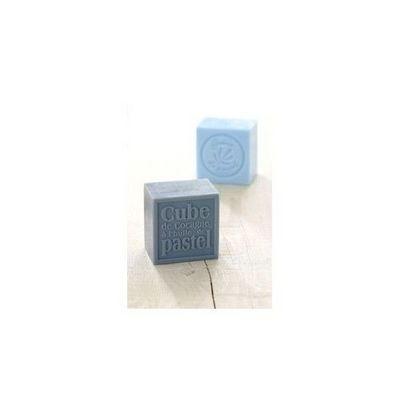 Graine De Pastel - Savon-Graine De Pastel-Savon Cube de Cocagne Bleu de Reine - 125 gr - Gra