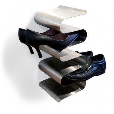 J-Me - Meuble à chaussures-J-Me-Range chaussures vertical mural