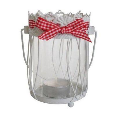 CÉCILIA - Photophore-CÉCILIA-Lanterne photophore ronde Esprit campagne - Cécili