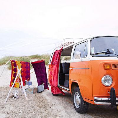 Essix home collection - Serviette de toilette-Essix home collection-Drap de plage Chamade