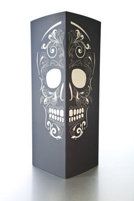 W-LAMP - Lampe à poser-W-LAMP-Skull