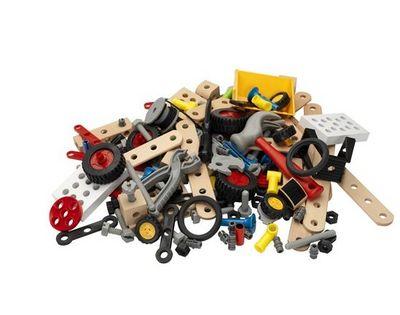 BRIO - Jeux de construction-BRIO-Coffret activité Builder