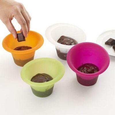 Lekue - Moule à gâteau-Lekue-Moules à cup cakes ou mug cakes silicone -