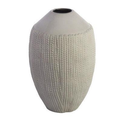 Interior's - Soliflore-Interior's-Vase en porcelaine tress�e PM