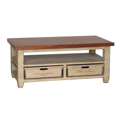 Interior's - Table basse rectangulaire-Interior's-Table basse