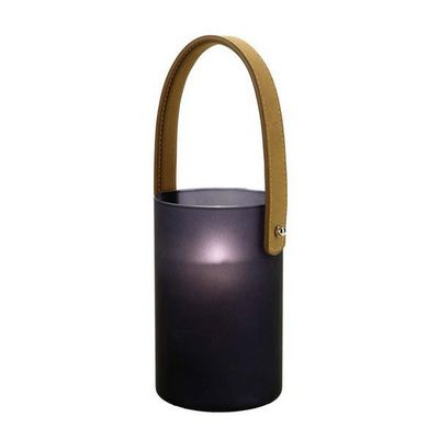 Interior's - Lampe de jardin-Interior's-Photophore mauve Atelier