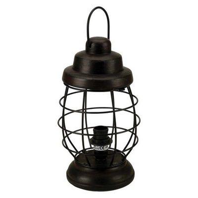 Interior's - Lampe à poser-Interior's-Lampe esprit lanterne