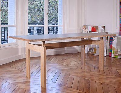 MALHERBE EDITION - Table bureau-MALHERBE EDITION-Table T 1