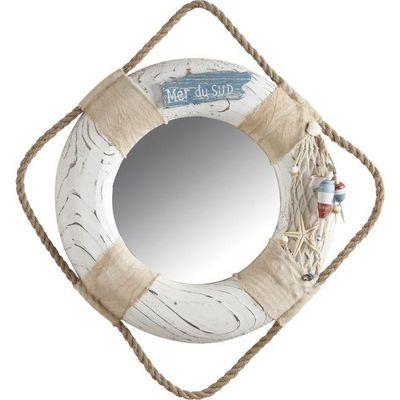 Aubry-Gaspard - Miroir de salle de bains-Aubry-Gaspard-Miroir Salle de bain bouée