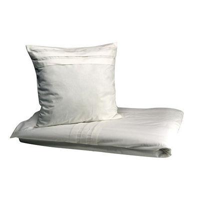 Interior's - Parure de lit-Interior's-Housse de couette blanche 1 personne