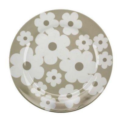 Interior's - Assiette plate-Interior's-Assiette plate marguerite