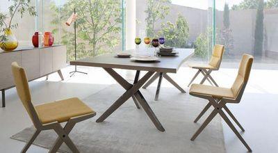 ROCHE BOBOIS - Table de repas rectangulaire-ROCHE BOBOIS-Jane