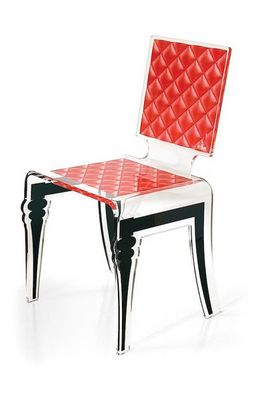 Mathi Design - Chaise-Mathi Design-Chaise Diam Acrila