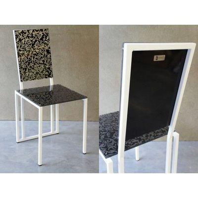 Mathi Design - Chaise-Mathi Design-Chaise Steel