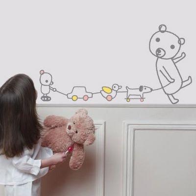 ART FOR KIDS - Sticker D�cor adh�sif Enfant-ART FOR KIDS