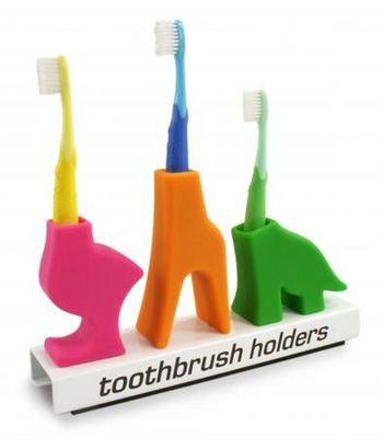Manta Design - Porte-brosses à dents-Manta Design