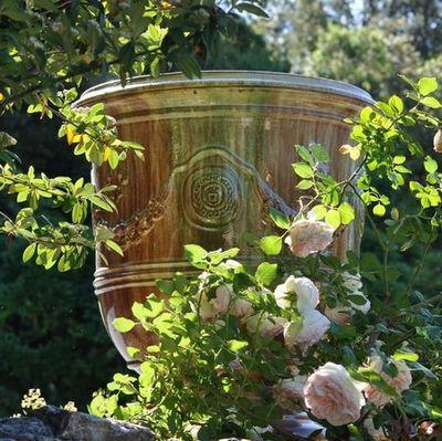 Le Chene Vert - Vase d'Anduze-Le Chene Vert