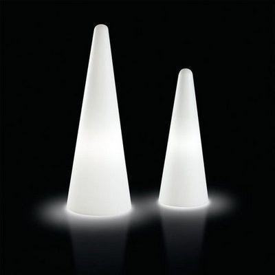Mathi Design - Colonne lumineuse-Mathi Design-Cone lumineux d'extérieur