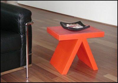 Mathi Design - Bout de canap�-Mathi Design-Table basse Toy Slide