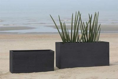 Mathi Design - Cache-pot-Mathi Design-Bac de jardin design
