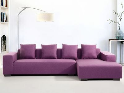 BELIANI - Canapé modulable-BELIANI-sofa Lungo (G)