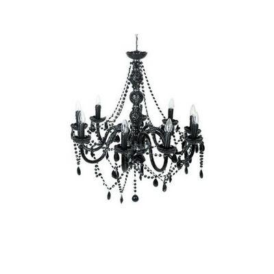 Kare Design - Lustre-Kare Design-Lustre Gioiello Cristal 9 noir