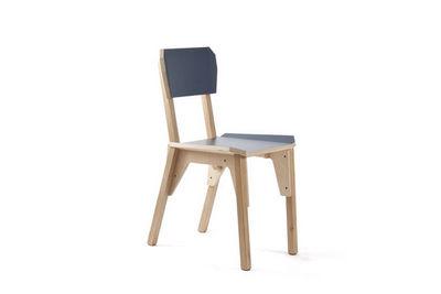 VIJ5 - Chaise empilable-VIJ5