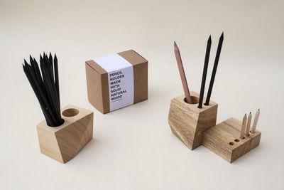 OCTAGON DESIGN - Pot à crayons-OCTAGON DESIGN