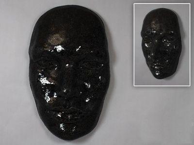 WHITE LABEL - Masque-WHITE LABEL-Masque EXTASE noire.