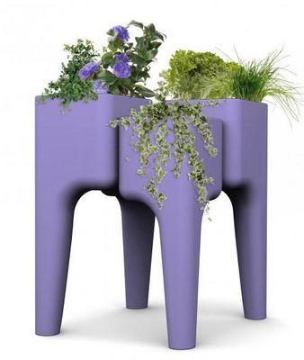 HURBZ - Bac à fleurs-HURBZ-Kiga Medium