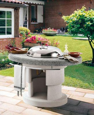Palazzetti - Barbecue au charbon-Palazzetti