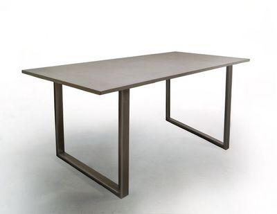 MALHERBE EDITION - Table de repas rectangulaire-MALHERBE EDITION-Table T2