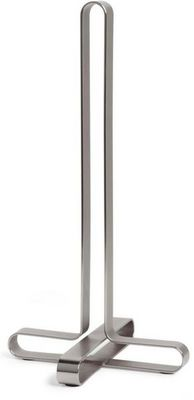 Umbra - Dérouleur de papier essuie-tout-Umbra-Porte essuie tout design en métal Pulse
