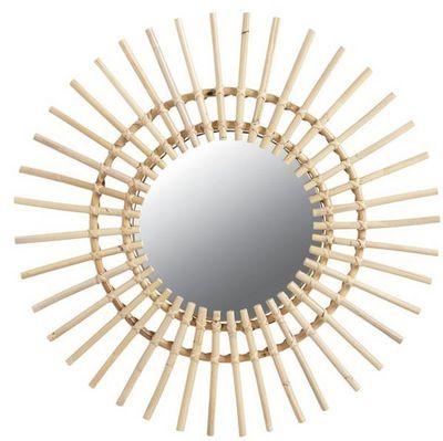 Aubry-Gaspard - Miroir-Aubry-Gaspard-Miroir rotin Soleil