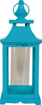ZOLUX - Mangeoire à oiseaux-ZOLUX-Mangeoire à graines Lanterne Bleu