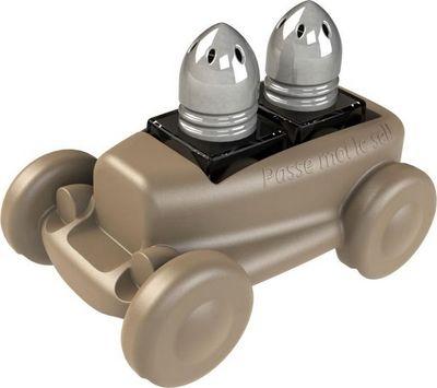 STANDARD GUM EASY - Sali�re et poivri�re-STANDARD GUM EASY-Sali�re poivri�re voiture design Taupe