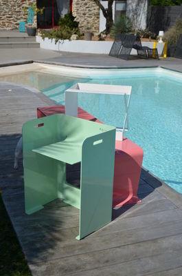 IDFER - Chaise de jardin-IDFER-STEEL-CRAFT